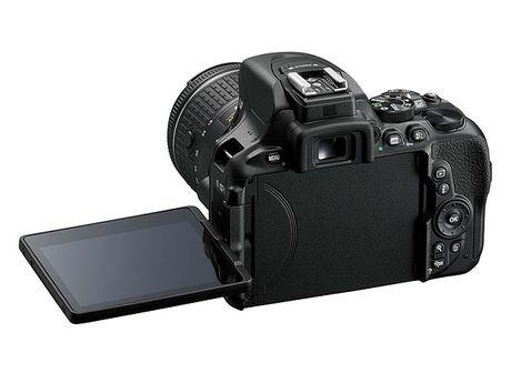 Nikon ra mat D5600: Tich hop SnapBridge, quay video timelapse - Anh 3