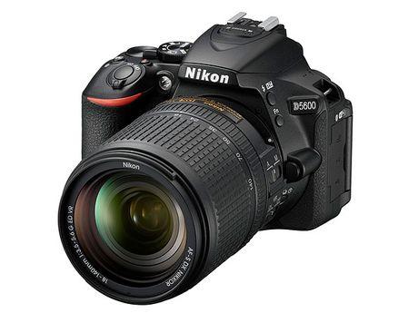 Nikon ra mat D5600: Tich hop SnapBridge, quay video timelapse - Anh 4