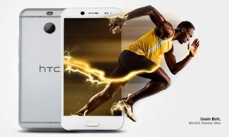 HTC Bolt trinh lang: Khong con jack cam 3.5mm, chong nuoc IP57 - Anh 1