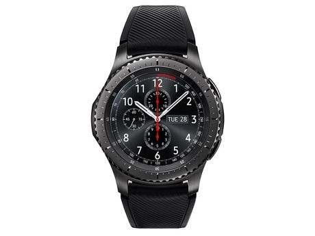 Samsung chinh thuc ra mat Gear S3 Classic va Frontier - Anh 1
