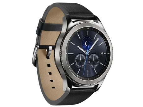Samsung chinh thuc ra mat Gear S3 Classic va Frontier - Anh 3