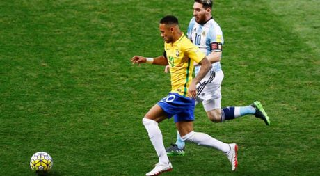 Brazil - Argentina 3-0: Khi vu dieu Samba nghien nat nhung vu cong Tango - Anh 1