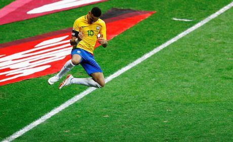 Brazil - Argentina 3-0: Khi vu dieu Samba nghien nat nhung vu cong Tango - Anh 3