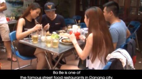 Nhung mon duong pho nuc tieng cua Da Nang - Anh 1