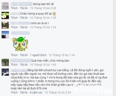 Chang trai doc hanh roi xuong vuc o Cao Bang va su tu te cua dan phuot - Anh 6