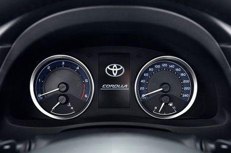 Toyota Corolla Altis 2017 da co gia tai Dong Nam A - Anh 4