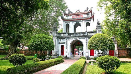 Tim hieu ve di tich Van Mieu - Quoc Tu Giam va lich su Viet Nam - Anh 1
