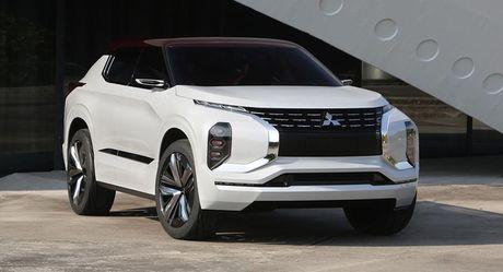 Mitsubishi thay doi phong cach thiet ke - Anh 1