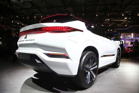 Mitsubishi thay doi phong cach thiet ke - Anh 3
