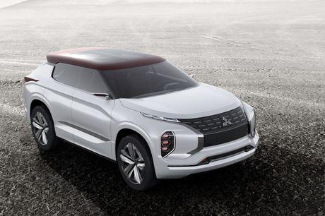Mitsubishi thay doi phong cach thiet ke - Anh 9