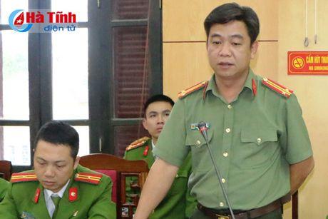 Chu dong dam bao ANCT, ATXH dia ban trung tam tinh ly Ha Tinh - Anh 3