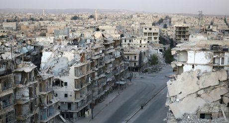 Nga binh luan buc thu cua LHQ ve tam dung nhan dao o Aleppo - Anh 1