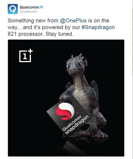 OnePlus 3T tich hop vi xu ly Snapdragon 821, ra mat ngay 15/11 - Anh 2