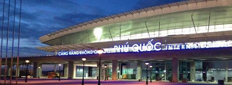 Tu 2017, san bay Phu Quoc dat cong suat tren 5 trieu khach/nam - Anh 1