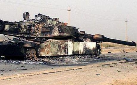 Sieu tang M1 Abrams My da het thoi hoang kim - Anh 1