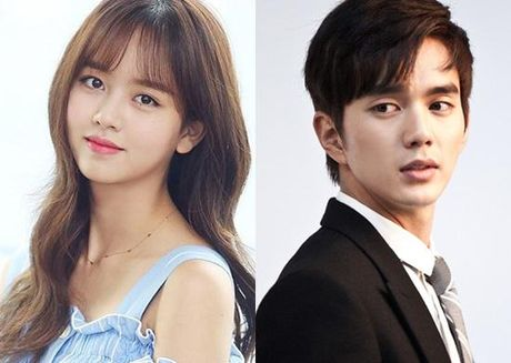 Sao nu 17 tuoi Kim So Hyun ket doi cung 'em trai quoc dan' Yoo Seung Ho - Anh 1