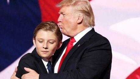 Barron Trump se la con trai tong thong tre nhat o Nha Trang trong nua the ky - Anh 1