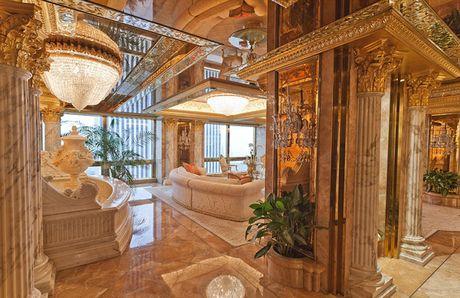 Dot nhap can ho 100 trieu USD cua ty phu Donald Trump - Anh 1