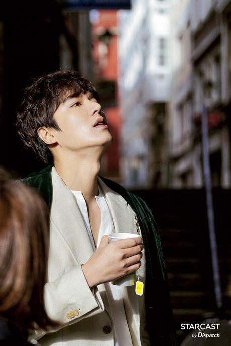 Lee Min Ho lai thanh nam than 'khong goc chet' nho giam can thanh cong - Anh 13