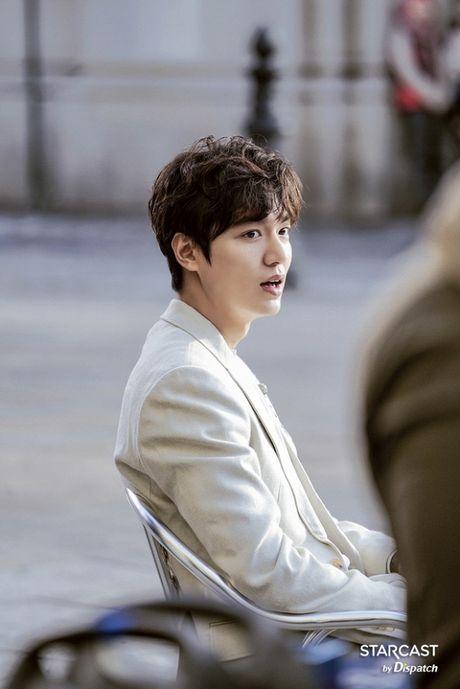 Lee Min Ho lai thanh nam than 'khong goc chet' nho giam can thanh cong - Anh 2