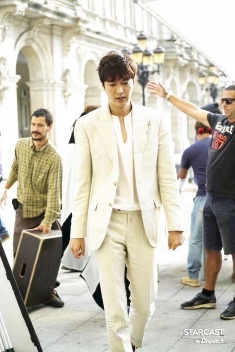 Lee Min Ho lai thanh nam than 'khong goc chet' nho giam can thanh cong - Anh 3