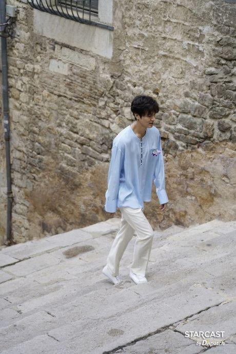 Lee Min Ho lai thanh nam than 'khong goc chet' nho giam can thanh cong - Anh 4