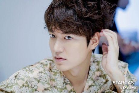 Lee Min Ho lai thanh nam than 'khong goc chet' nho giam can thanh cong - Anh 8