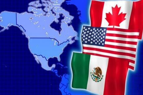 Lo trinh thao luan NAFTA thay doi sau cuoc bau cu o My - Anh 1