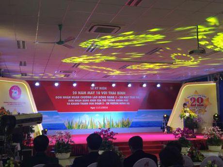 Tong Cong ty May 10 dat muc tieu dat doanh thu 1 ty USD vao nam 2025 - Anh 1