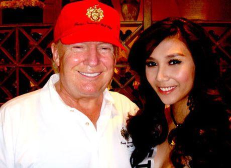 Nguoi dep Viet ke chuyen gap go ong Donald Trump - Anh 2
