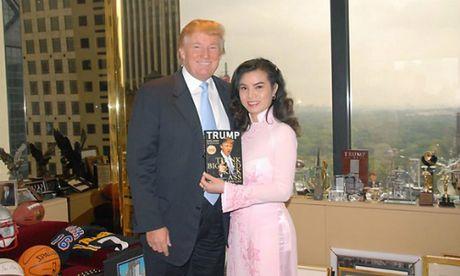 Nguoi dep Viet ke chuyen gap go ong Donald Trump - Anh 3