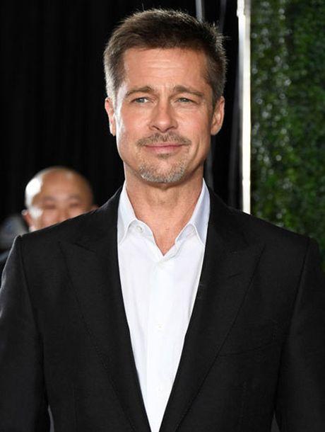 Brad Pitt mot minh len tham do ra mat phim - Anh 2