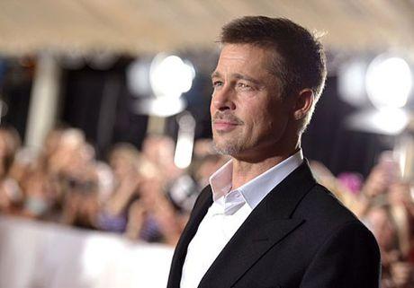 Brad Pitt mot minh len tham do ra mat phim - Anh 3