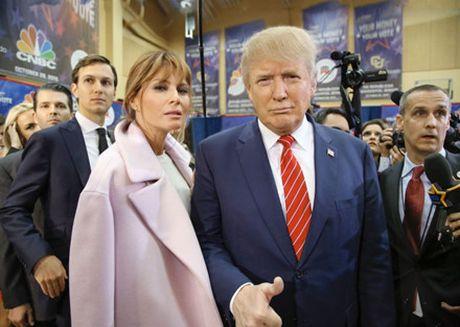 De nhat phu nhan day quyen ru cua tan Tong thong Donald Trump - Anh 6