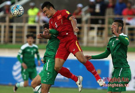 Chuyen nhuong V.League 2017: Hau ve tuyen Viet Nam tai ngo thay cu - Anh 1