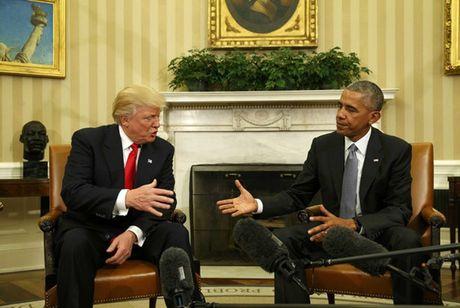 Ong Donald Trump lan dau toi Nha Trang gap Tong thong Obama - Anh 1