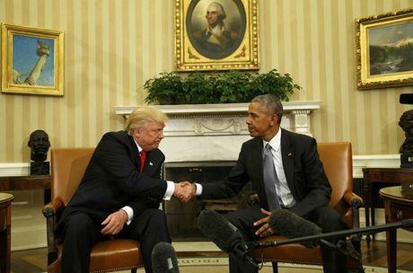 Ong Donald Trump lan dau toi Nha Trang gap Tong thong Obama - Anh 2