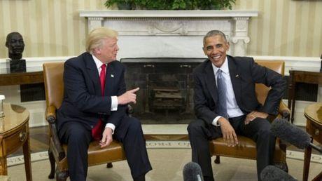 Ong Donald Trump lan dau toi Nha Trang gap Tong thong Obama - Anh 3