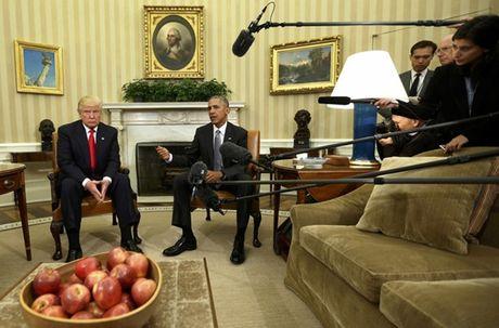 Ong Donald Trump lan dau toi Nha Trang gap Tong thong Obama - Anh 5