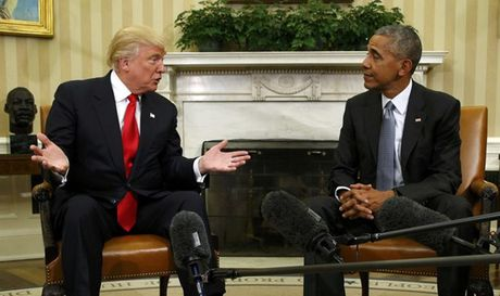 Ong Donald Trump lan dau toi Nha Trang gap Tong thong Obama - Anh 7