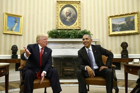 Ong Donald Trump lan dau toi Nha Trang gap Tong thong Obama - Anh 8