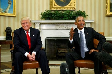 Ong Donald Trump lan dau toi Nha Trang gap Tong thong Obama - Anh 9