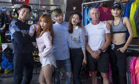 Ho Vinh Khoa ga lang quy goi uom giay cho 'lo lem' Si Thanh - Anh 10
