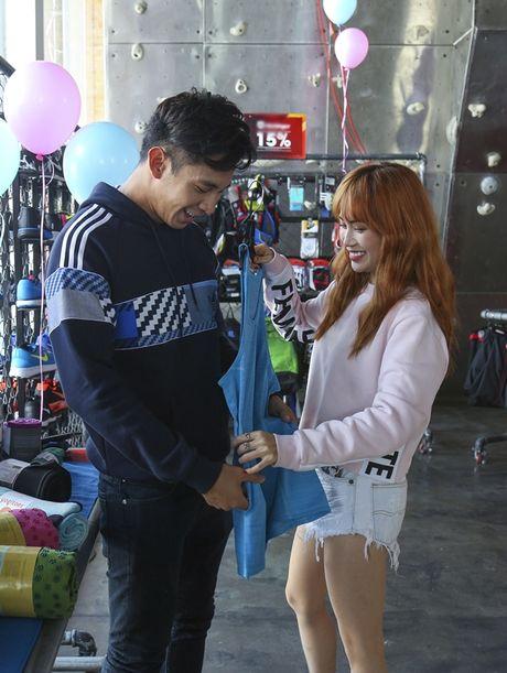 Ho Vinh Khoa ga lang quy goi uom giay cho 'lo lem' Si Thanh - Anh 1