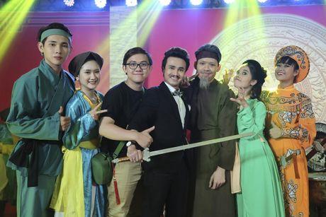 Huynh Lap -'con loc' moi cua gameshow giai tri Viet - Anh 10