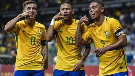 Thua tan nat truoc Brazil, HLV Argentina van to ve 'cung' - Anh 1