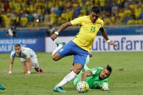 Thua tan nat truoc Brazil, HLV Argentina van to ve 'cung' - Anh 2
