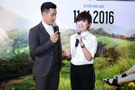 Vo Canh nguong ngung khi duoc hoi ve nu hon voi Angela Phuong Trinh - Anh 5