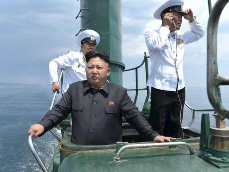 Bao Trieu Tien 'nhac' ong Donald Trump: Trieu Tien co vu khi hat nhan - Anh 1