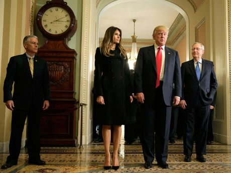 Bao Trieu Tien 'nhac' ong Donald Trump: Trieu Tien co vu khi hat nhan - Anh 2